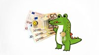 Animowany aligator